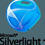 Microsoft Silverlight logo 150x150 - Microsoft Silverlight 5.1.40620 پلاگین مایکروسافت