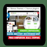 دانلود رایگان قالب چند منظوره وردپرس Rehub WordPress Theme