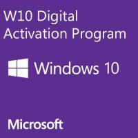 فعالساز ویندوز کاملا قانونی و رایگان W10 Digital Activation Program v1.3.6