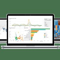 نرم افزار تجزیه و تحلیل داده ها بهمراه نمودار Tableau Desktop Professional Edition 2018.3.0