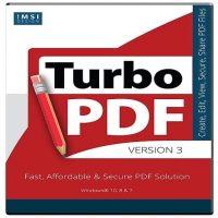 دانلود TurboPDF 9.2.0.9297 مشاهده و ویرایش PDF