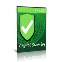 دانلود Crystal Security 3.7.0.39 + Portable آنتی ویروس فوق العاده بر پایه ابر
