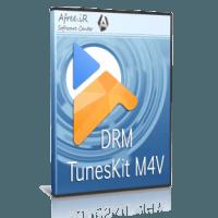 دانلود  DRM TunesKit M4V Converter 4.3.0.17   نرم افزار حذف محدودیت DRM و تبدیل فایل های M4V