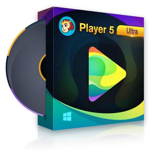پلیر قدرتمند دی وی دی DVDFab Player Ultra 5.0.2.1 Multilingual 1