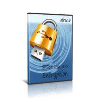 دانلود GiliSoft USB Stick Encryption 6.2.0 رمزنگاری روی حافظه جانبی