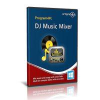 دانلود Program4Pc DJ Music Mixer 7.0.0  نرم افزار دی جی میکسر حرفه ای