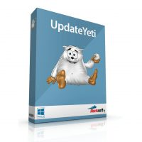 دانلود Abelssoft UpdateYeti 2019 3.02 اعلان بروزرسانی نرم افزار