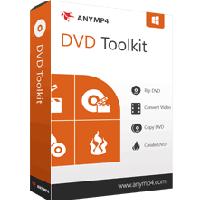 سوئیت کامل تبدیل ، ریپ و رایت کردن ویدئوها AnyMP4 DVD Toolkit 6.0.68