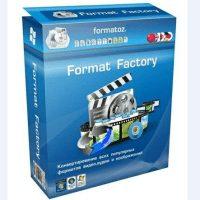 مبدل رسانه قدرتمند و کاملا رایگان FormatFactory 4.4.1.0 + Portable