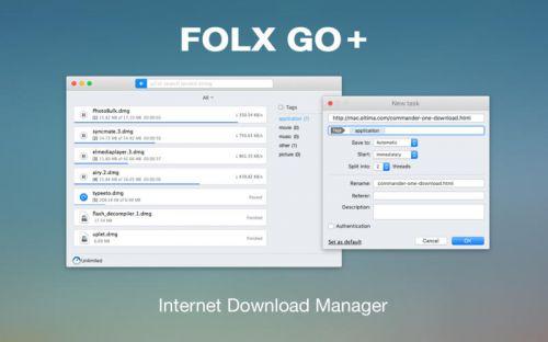Jy4LgZmZYs2c8fEeX3eQlAyNeeZoqrI9 - دانلود Folx GO+ 5.6 macOS مدیریت دانلود قدرتمند برای مکینتاش
