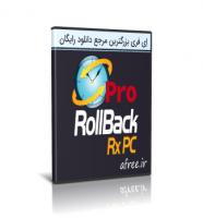 دانلود Rollback Rx Pro 11.1 Build 2704030551 بازگردانی سیستم به عقب