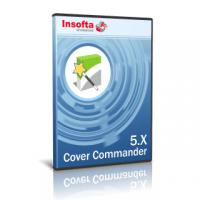 دانلود Insofta Cover Commander 5.7.0 + Portable ساخت کاور و پک