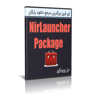 nirlauncher - دانلود NirLauncher Package 1.22.12 مجموعه ابزار حرفه ای مفید برای ویندوز