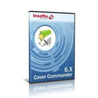 دانلود Insofta Cover Commander 6.6 طراحی باکس و کاور