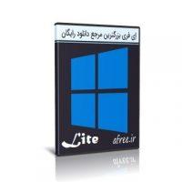 دانلود Windows 10 Pro 1909 Build 18363.476 Lite Edition ویندوز 10 لایت