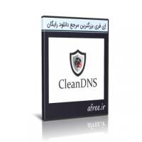 دانلود Clean DNS 4.243.20.1 برنامه پاک کردن DNS در ویندوز