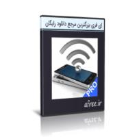 دانلود WiFi Speed Test Pro v4.1.2 نرم افزار تست سرعت ابزار های لوکال