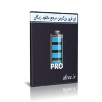 دانلود BatteryBot Pro 11.0.4 نرم افزار نمایش اطلاعات باتری اندروید