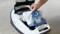 اهمیت تمیز کردن پاکت و فیلتر در جارو برقی